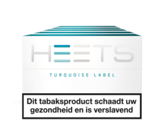 HEETS Turquoise Label