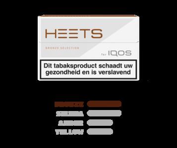 IQOS HEETS BRONZE