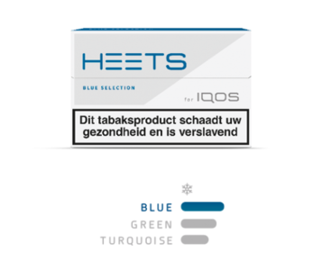 IQOS HEETS BLUE