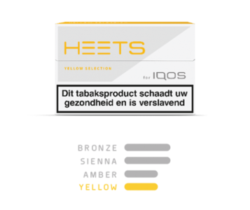 IQOS HEETS YELLOW
