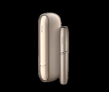 IQOS 3 Kit Brilliant Gold